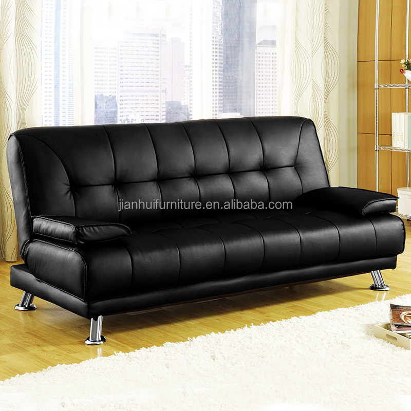 Leather Sofa Comfortable Bed