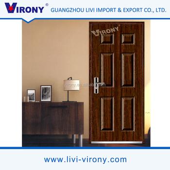 Modern Bedroom Wooden Door Designs 2017 new design modern design bedroom interior safety wooden door