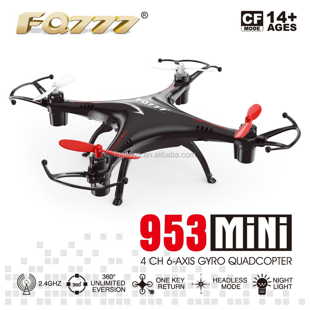 Cheap Smart drone helicopter for sale FQ777 953 FUQI MODEL manufacturer  fq777- 953 china drone