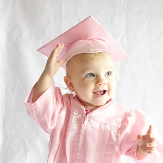 Unique Infant Graduation Cap And Gown Picture Collection - Best ...