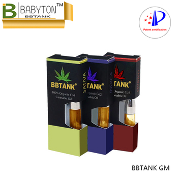 BBTANK G2 Plastic mouthpiece G2 cartridge 510 PC atomizer for thin/thick oil