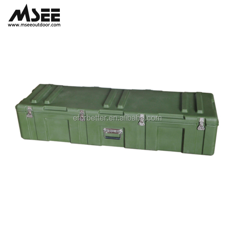 Armee fall wasserdicht kunststoff military transport box military koffer