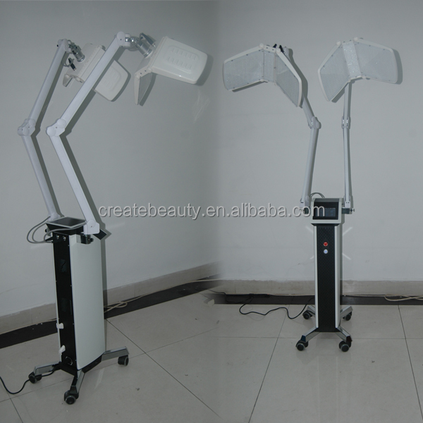 2019 Newest PDT led light therapy mask, 2520pcs lamps LED PDT machine