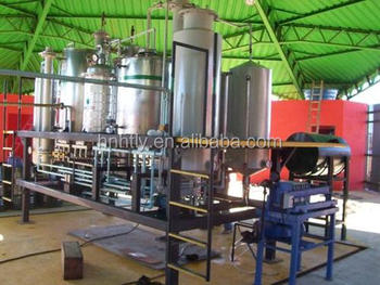 Huatai Biodiesel Machine Used Cooking Oil