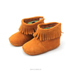 Fashion style Hot selling genuine leather shoes winter baby boots