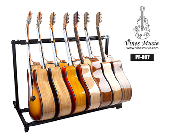 music stand acoustic guitar stand 7 pcs pf d07 buy acoustic guitar stand cheap music stand. Black Bedroom Furniture Sets. Home Design Ideas