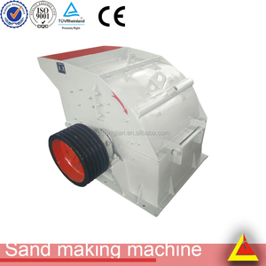 construction finishing used heavy equipment sand making machine