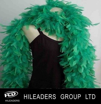 TFB 01 Festival Turkey Feather Chandelle Boa