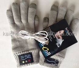 OEM Accept Winter Warm Smart Touch Screen <strong>Gloves</strong> / Bluetooth Wireless <strong>Gloves</strong> / Warm Winter <strong>Gloves</strong>