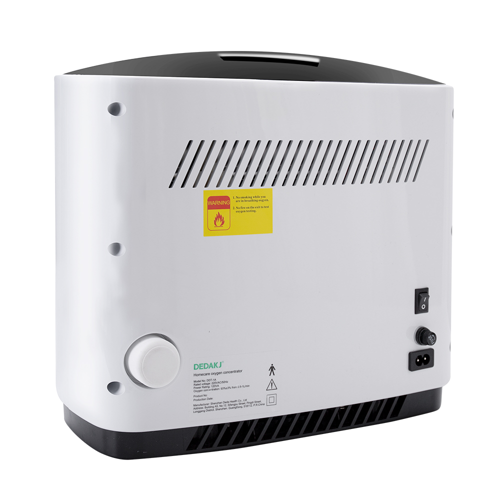 Factory price medical portable oxygen concentrator