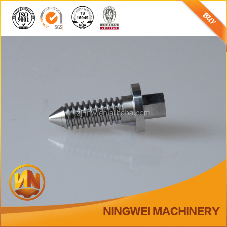 customized cnc machined screw bolt( motor car accessories), stainless steel machining products