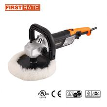 First Rate gs/ce approved Variable Speeds 180mm 1200W car buffer polisher