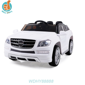 WDHY88888 Hot Selling Kids Cars Electric Ride On , With Music Light Bar, Remote Control Optional Strong Car