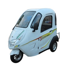 Cina 3 ruote di scooter <span class=keywords><strong>disabili</strong></span> chiusa per adulti elettrico <span class=keywords><strong>triciclo</strong></span> elettrico scooter1000w