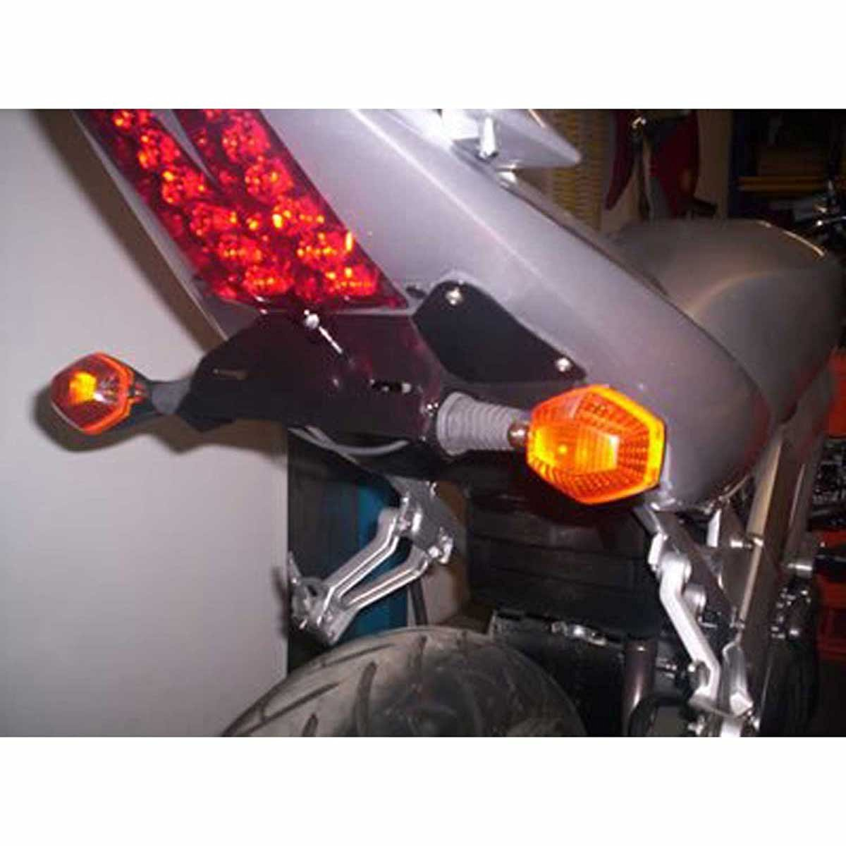 R&G Racing LP0010BK Tail Tidy Fender Eliminator