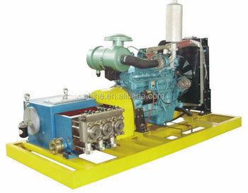 jetting machine
