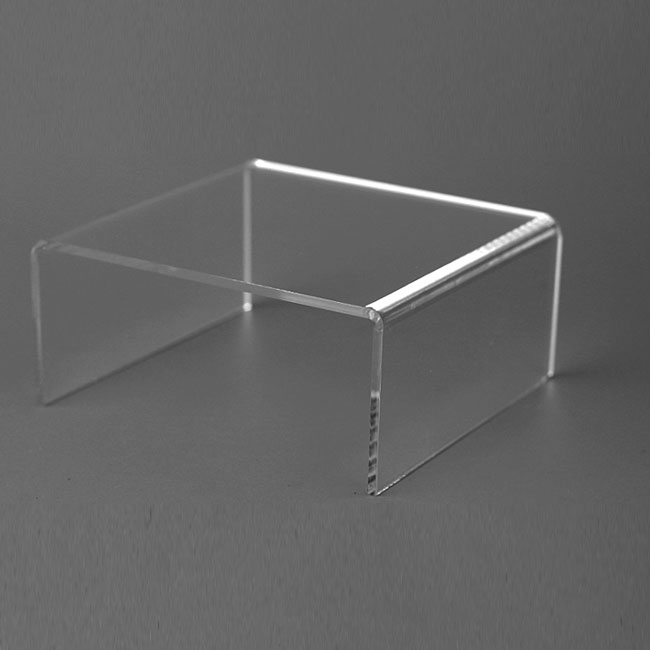 Hot Sell Clear Strong Acrylic Display Riser / Stand