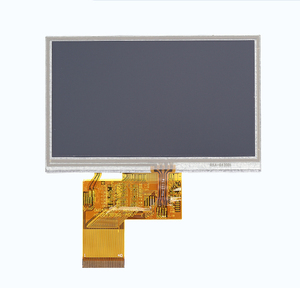 industrial touch screen custom 4.3 inch tft l lcd display