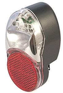 Sport DirectTM Bicycle Bike LED Rear Dynamo Reflector Light For Mudguard