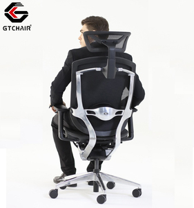 Furniture Executive Boss Mesh Desk True Designs Office Chair Ergonomic