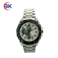 Cheap custom logo japan movement stainless steel champion watch for men