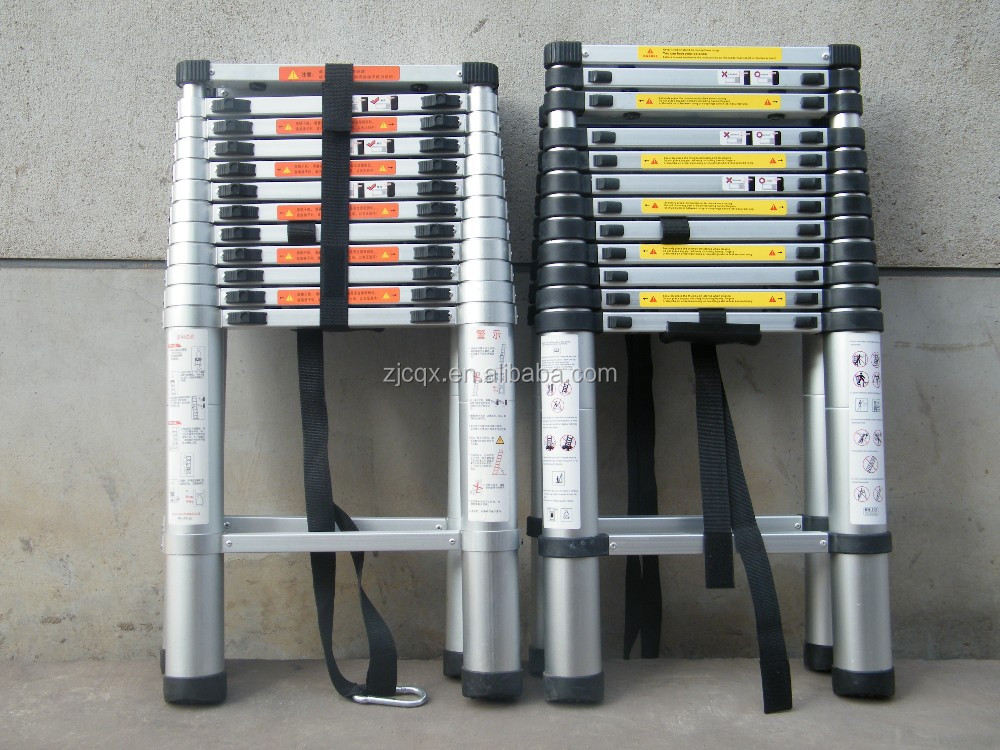 Aluminium telescope ladder parts