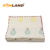 Sunland 100% cotton children's pure natural gauze baby body towel