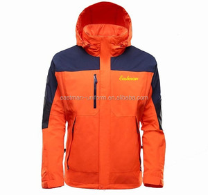 mens waterproof outdoor wear soft shell outdoor jacket