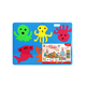 Early Learning Toy Eva Marine Animals And Digital Jigsaw Puzzle