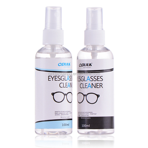 anti-fog/anti-dust 30ml sunglasses/glasses lens cleaning solution