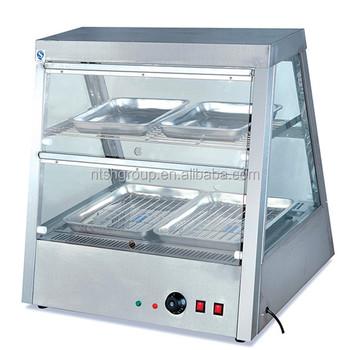 Glass Door Restaurant Table Top Electric Food Warmer Dh Buy - Restaurant warmer table