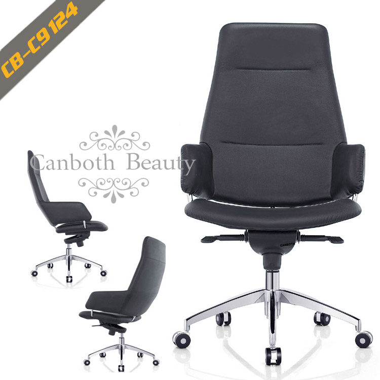 Black Elite Executive Office Chair