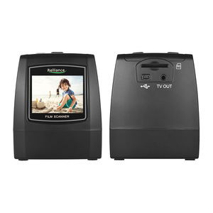 14MP/22MP High-Resolution Film Scanner Convert Converter 135/126/110/35/8mm  Color Monochrome 2 4
