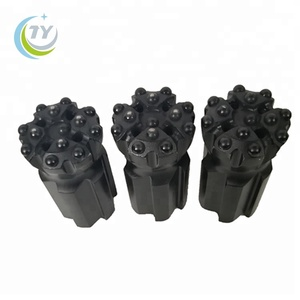 Retrac type T38 76mm 64mm thread button bit