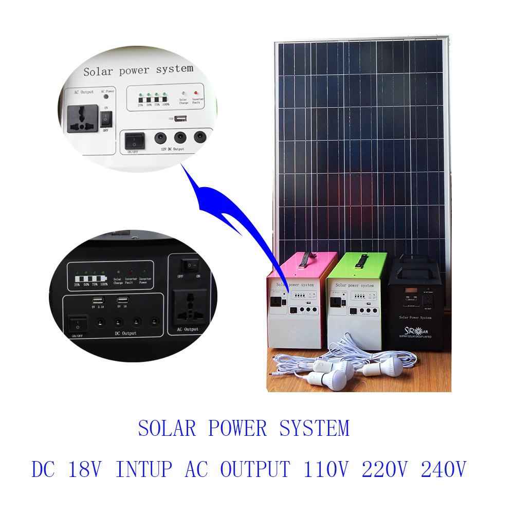 portable solar kit 2kw off grid solar system solar power system for home for pakistan