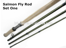 Spey rod with Toray fishing rod blank