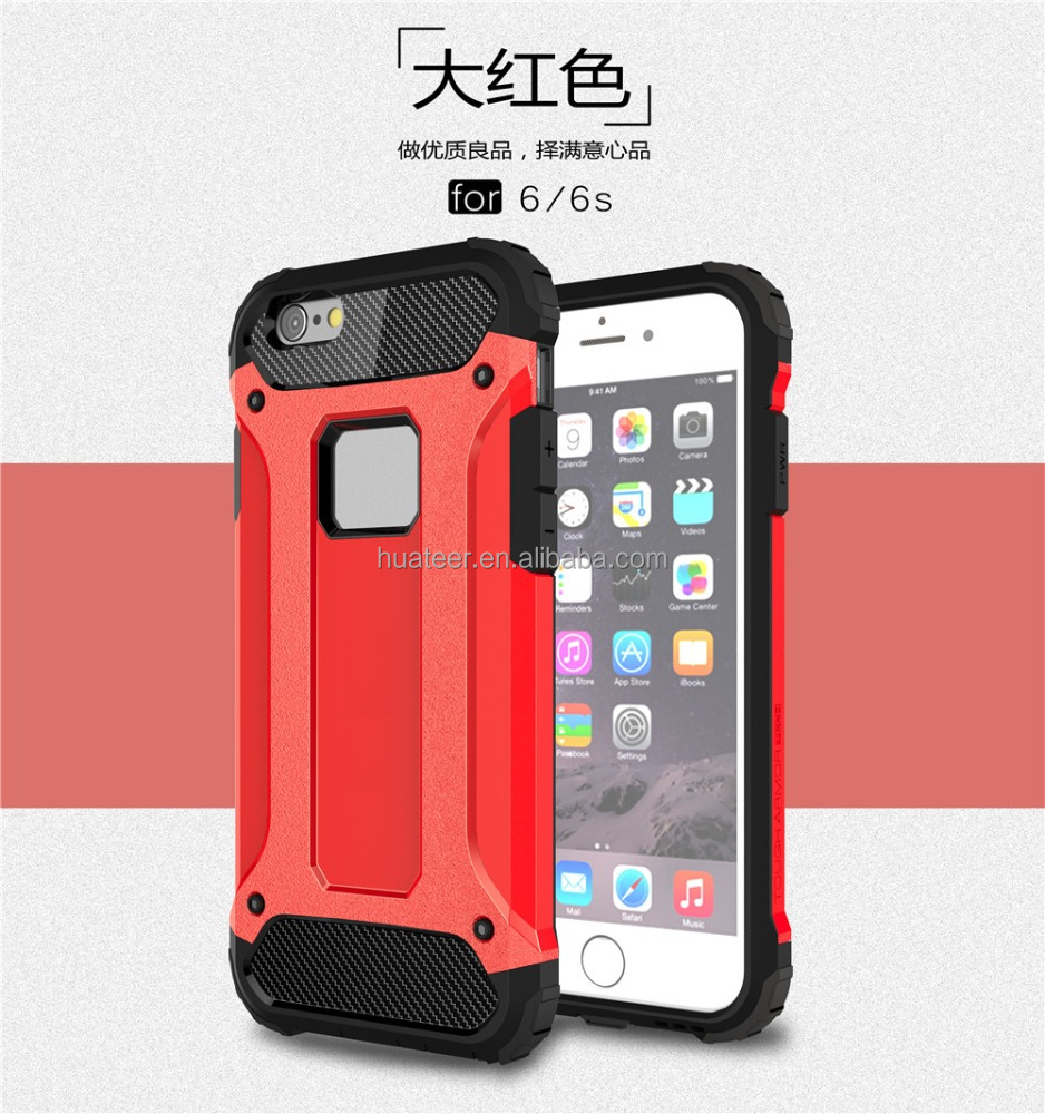 For iphone 6s case, combo case for Iphone 6s, nice mobile phone case for Iphone 6s