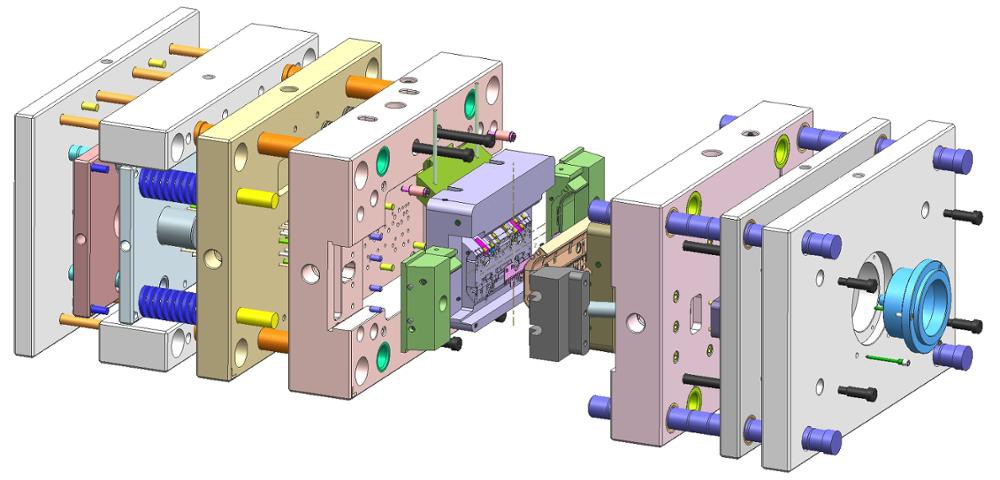 Plastic injection molding manufacturers
