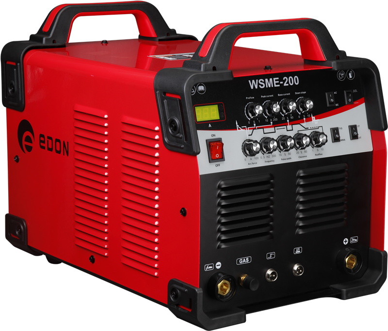 AC/DC TIG INVERTER WELDING MACHINE