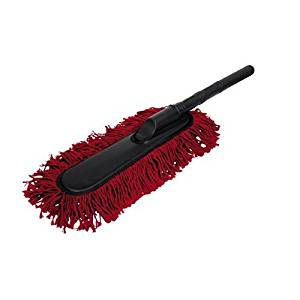 Carrand Pacific Coast Car Duster with Plastic Handle - 3 Pack