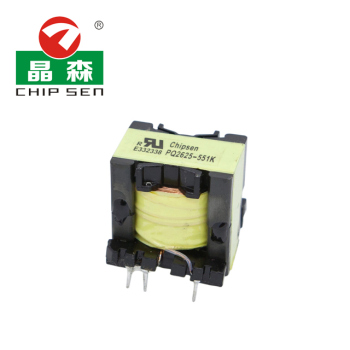 Chipsen isolation transformer PQ3030 horizontal Multiple output single phase PQ high frequency transformer