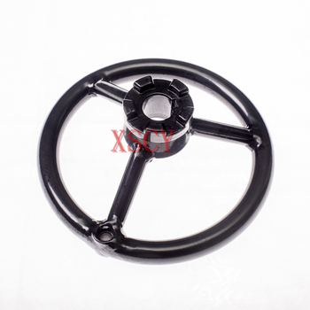 solid spokes welding handwheel with diameter of 150mm,Special hand wheel for machine tools manufacturers