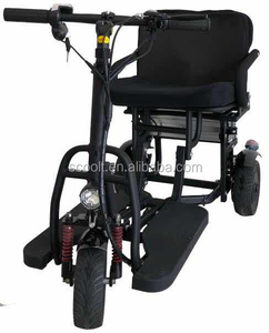 High Quality Cheap Three e- scooter for handicapped and Elderly