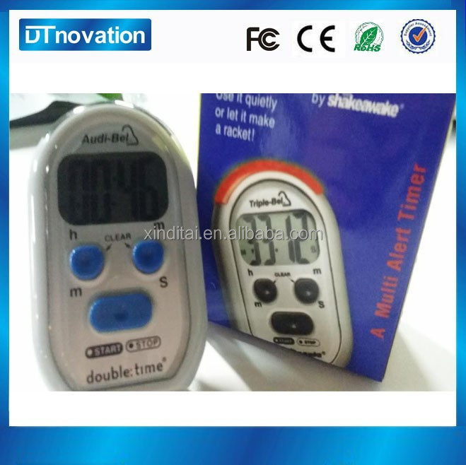 Wholesale price mini led electric powerpoint countdown timer