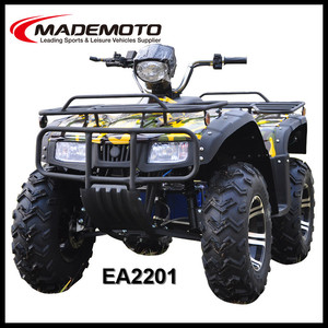 2017 New Arrival electric utility 4x4 ATV