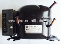 R134a small freezers refrigeration compressor 110-120v 60hz