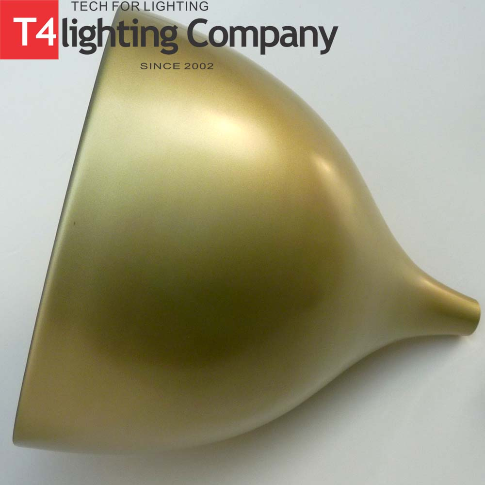 OEM Customized manufactures of domes aluminum lampshade dust cover Supplier