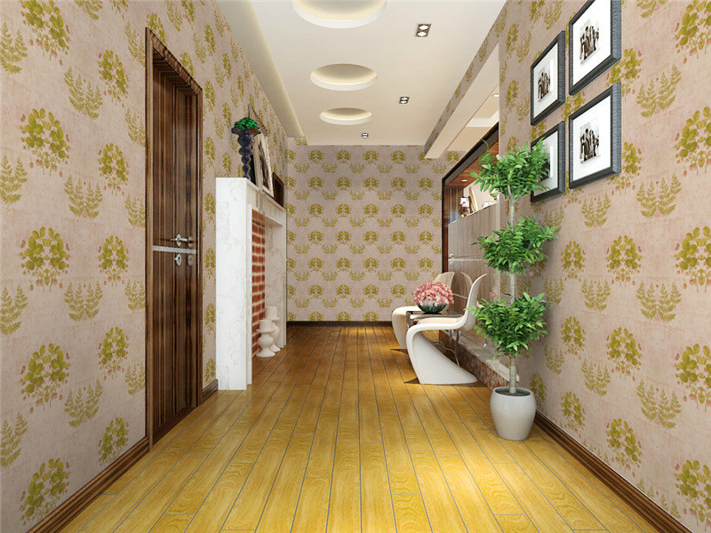 Design Wallpaper Home Hotel Wallpaper Rolls Price Non Woven Bedroom Living Room Decorative Wall