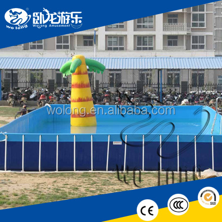 Inflatable Good--Sized Jocund Pool/Inflatable pool,large inflatable swimming pool,large inflatable water games