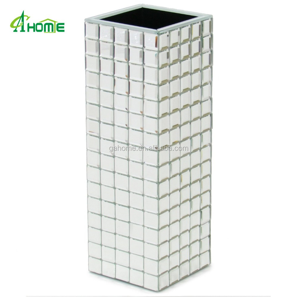 Mirror glass vase wholesale glass vase suppliers alibaba floridaeventfo Image collections